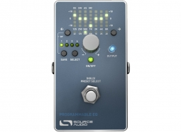 SOURCE AUDIO TOOLBOX programmable EQ