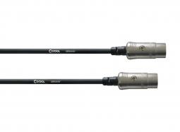 CORDIAL CFD 3 AA MIDI-Kabel, 3m