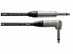 CORDIAL CXI 3 PR Instrumentenkabel, 3m