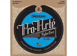 DADDARIO EJ46 Classical PRO ARTE .0285-.044 Hard Tension