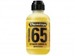 DUNLOP 6554 Fretboard Ultimate Lemon Oil 118ml