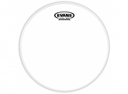 Evans B14G1RD Power Center Rev. Dot SD  coated white 14""