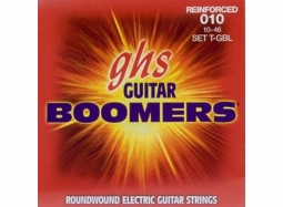 GHS T-GBL Boomers Tremolo .010-.046 Nickel R./W. Light