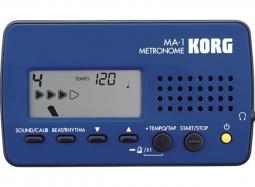 KORG MA-1 Digital Metronom, blau/schwarz