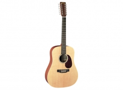 Martin Bundle D12X1AE X Dreadnought  mahogany  12-String