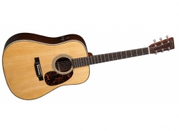 MARTIN HD28E-RETRO Dreadnought  rosewood  Herringbone