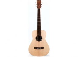MARTIN Bundle LX1E Little Martin  mahogany incl. Bag