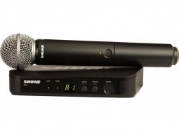 SHURE BLX24ESM58M17 SM Wireless Analog, SM58