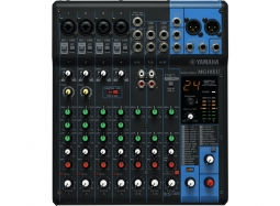 YAMAHA MG10XU Mixer 10-Channel - 1 x FX
