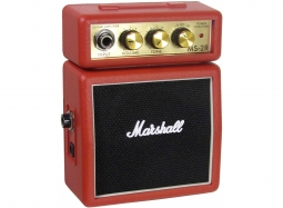 MARSHALL Micro Amp MS-2R RED Edition