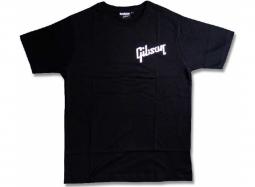 Gibson T-Shirt Schwarz S