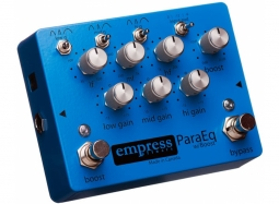 EMPRESS ParaEQ with Boost Pedal