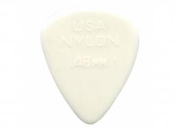 DUNLOP 44R.46 Nylon Picks 0.46mm 72er-Pack