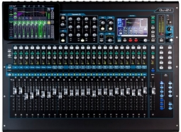 Allen&Hetah QU24C Digitalmixer Chrome-Edition