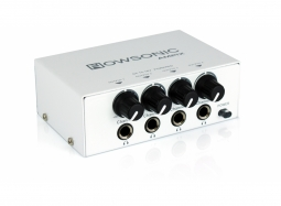 Nowsonic AMPIX 4-Channel Headphone Amplifier