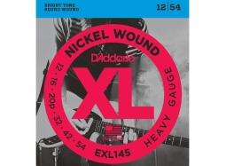 Daddario EXL145 .012 - .054