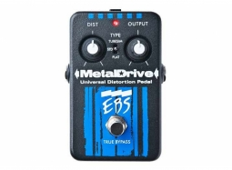 EBS Metal Drive Black Label