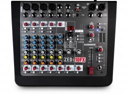 ALLEN&HEATH ZEDi10FX Mixer 4 mono / 2 Stereo
