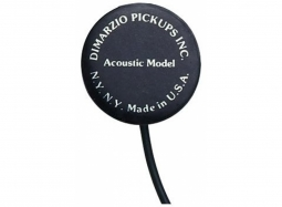 Di Marzio DP130 PU Acoustic Model black