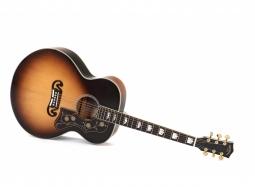 SIGMA Bundle GJA-SG200 Grand Jumbo Westermgitarre