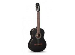 ALHAMBRA Bundle 1C - Klassik-Gitarre 650 mm, schwarz matt