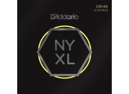 DADDARIO NY XL 0946 3-Pack Nickel Round Wound .009-.046 LightTop-RegularBottom