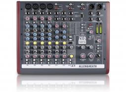 ALLEN&HEATH ZED10FX  Mixer 4 mono / 2 Stereo