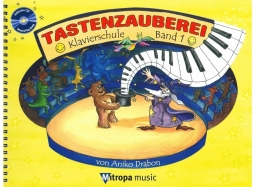 Tastenzauberei Band 1 - Aniko Drabon