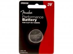 FENDER Knopfbatterie CR 2032 3V