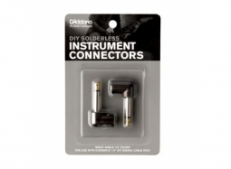 Planet Waves PW-GRAP-2 1/4 Plug Right Angle Paar
