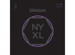 DADDARIO NY XL 11-49 3 Sets