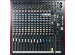ALLEN & HEATH ZED16FX Mixer 10 mono / 3 Stereo