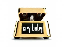 Dunlop GCB-95 50th Anniversary GOLD CryBaby Original Wah
