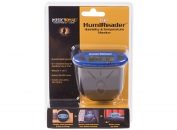 MUSIC NOMAD MN305 The HumiReader - Humidity & Temperature Monitor
