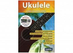 Ukulele schnell und einfach lernen (+CD +DVD)