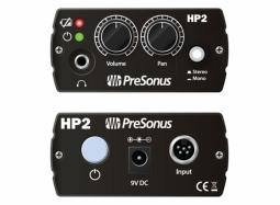 PRESONUS HP2 - Kopfhörerverstärker inkl. Netzteil