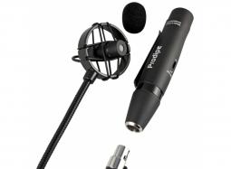 Prodipe Akkordeonmikrofon AL21 Romanelli SET