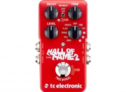 TC ELECTRONIC Hall of Fame II Reverb