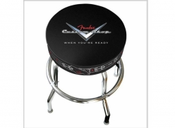 "FENDER Bar Stool 24"" Custom Shop Pinstripe Design"