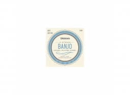 Daddario EJ60 Banjo 5 Strings Nickelwound light Loop Ends