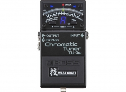 Boss TU-3W Chromatic Tuner Pedal