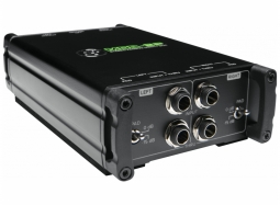 MACKIE MDB-2P - Stereo Passive Direct Box
