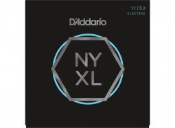 DADDARIO NYXL 1152 Nickel Round Wound .011-.052 Medium Top - Heavy Bottom