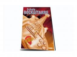Schule der Rockgitarre Band 2 - Andreas Scheinhütte