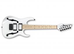 IBANEZ PGMM31-WH Paul Gilbert Mikro E-Gitarre White