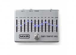 DUNLOP MXR M108S 10 Band EQ Equaliser