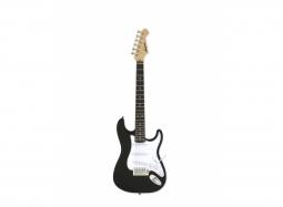 ARIA STG Mini Kinder E-Gitarre (schwarz)