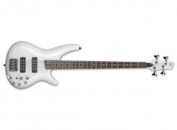 IBANEZ BUNDLE SR Soundgear SR300E-PW pearl white