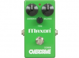 Maxon OD-808 Overdrive Pedal