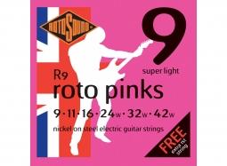 Roto Sound Roto Pinks R9 9-42